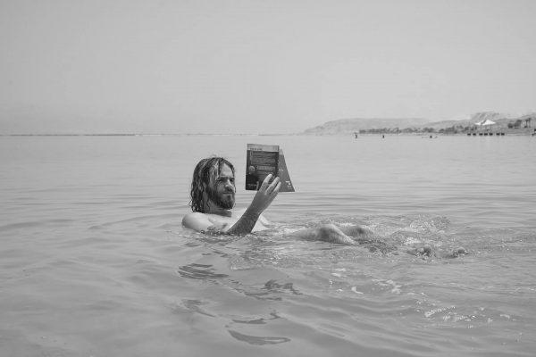 Kosmetika a sůl z Mrtvého moře